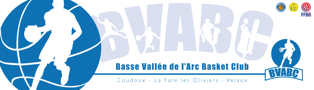 Basse Vallée de l'Arc Basket Club – BVABC